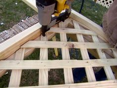 This DIY Download will provide tips on installing deck lattice.