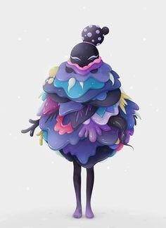 Alexandra Zutto y su mundo de colores - Antidepresivo