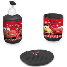 Accessoires Salle de bain Cars Disney