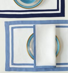 20% off Rectangle Placemats by Matouk. Shop Now to design with traditional elegance.
