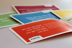 Direct Mail Campaign by Angela Noble, via Behance