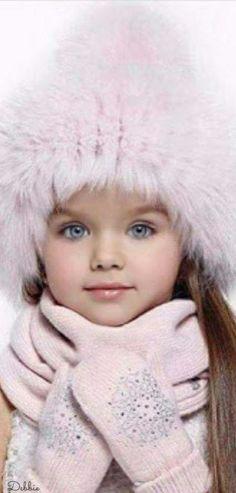 Pink winter whispers ~ Debbie ❤