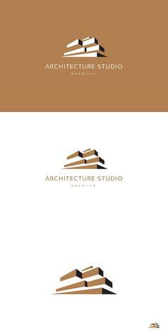 33 Ideas For Design Studio Logo Studio Logo, Logo Design Studio, Marketing Virtual, Logo Inspiration, Corporate Design, Branding Design, Arquitectura Logo, Espace Design, Construction Logo Design
