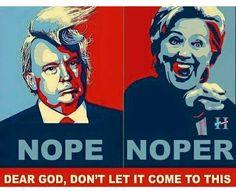 #NeverTrump #NeverHillary  #FeeltheBern