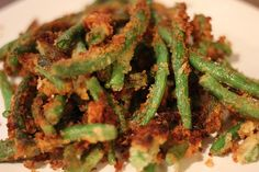 Fried Green Beans with Spicy Mayo Dipping Sauce Recipe    www.noplacelykehome.blogspot.com