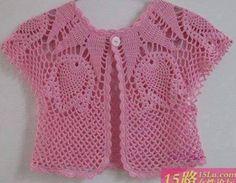 Sweet Nothings Crochet: LOTUS-NECK TOP