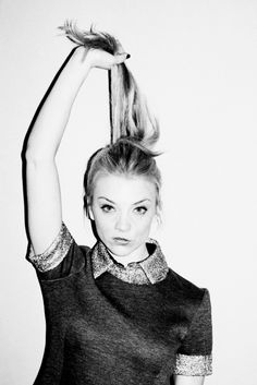 Natalie Dormer--> Men still have trouble recognizing, that a woman can be complex, can have ambition, good looks, sexuality, erudition, and common sense. A woman can have all those facets, and yet men, in literature and in drama, seem to need to simplify women, to polarize us as either the whore or the angel.