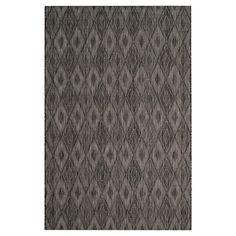 "Safavieh Bolton Outdoor Rug - Black / Black (2' X 3'7"") : Target"