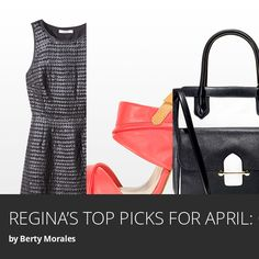 Check out my look book of must-haves for April from the People StyleWatch April issue! #StyleHunters