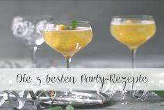 Die besten 5 Party-Rezepte und Drinks auf Foodlovin'.
