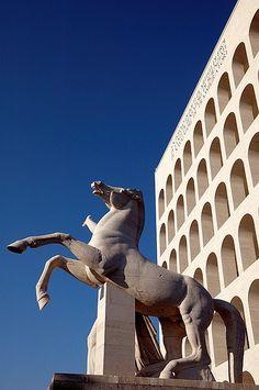 Dioscuri EUR   #TuscanyAgriturismoGiratola