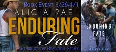 A Good Book Can Change Your View For Life: Enduring Fate By Alicia Rae [Fate of Love]