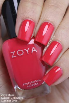 PRESS SAMPLES     Hiya Dolls!     I have the first part of the new Zoya Summer 2016 Seashells and Sunsets Collection  to share with you. T...