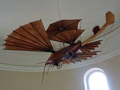 steampunk w wings