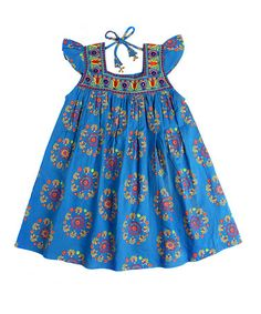 Another great find on #zulily! Blue Princess Dress & Bloomers - Toddler & Girls #zulilyfinds