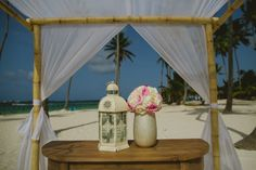 Punta Cana Wedding at Jellyfish Restaurant by Katya Nova Photography
