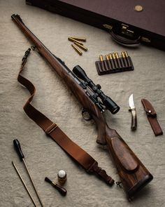 Guns and rifles plus military weapons Survival Weapons, Weapons Guns, Guns And Ammo, Military Weapons, Revolver, Bolt Action Rifle, Hunting Rifles, Cool Guns, Firearms
