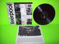 Frankie Goes To Hollywood – Liverpool 1986 Vinyl LP Record New Wave NM Promo #AlternativeIndiePostRockPunkNewWaveRocknRoll