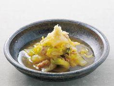 白菜のあんかけレシピ 講師は大原 千鶴さん|使える料理レシピ集 みんなのきょうの料理 NHKエデュケーショナル