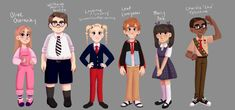the 25th annual putnam county spelling bee by sweetmarshmella.deviantart.com on @DeviantArt