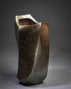 Rizu Takahashi (1941 - ) - vase
