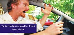 Don't take it personally when other drivers pull in front of you, hog the fast lane or speed across an amber traffic light. Remember, just like you, people make mistakes. #pneushiver