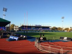 Beautiful day at home of Saracens Rugby, Allianz Park as we exhibit and deliver social media workshops for the SAPCA Sports Facility Show 2013 #SAPCA