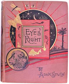 Eyes Right by Adam Stwin | Beautiful Books