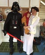 Star Wars Family Costume