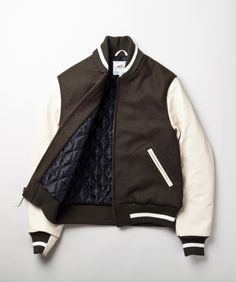 Wool Varsity Jacket - Show your school spirit by including your jacket in your Senior portraits!