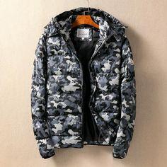Moncler, Leather Jacket, Coats, Jackets, Stuff To Buy, Men, Fashion, Studded Leather Jacket, Down Jackets