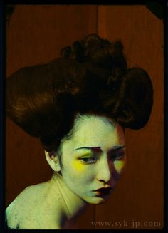 Say aka Maruyana Pics Art, Art Pictures, Color Photography, Portrait Photography, Character Illustration, Illustration Art, Japanese Art Modern, Geisha Art, Avant Garde Artists