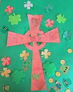 Celtic Cross Crafts