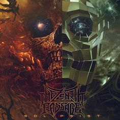 The Zenith Passage - Solipsist on Limited Edition LP + Download