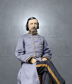 Confederate General George Pickett