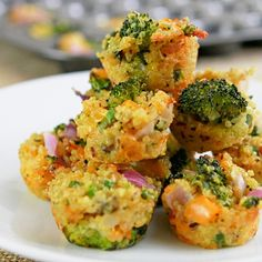 I am always looking for a delicious yet healthy appetizer to serve when I am hosting a get together. The other night I made these and everyone loved them. Small in size but not in flavor, these Quinoa Bites cook up quickly. Pass a platter around at your next party, or simply enjoy with a side salad for lunch or dinner.