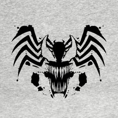 Venom - One of Marvel's most enigmatic, complex and badass characters comes to the big screen, starring Academy Award-nominated actor Tom Hardy as the lethal protector Venom. - Watch Venom full-Movie Online for FREE. Comic Book Characters, Comic Character, Comic Books Art, Comic Art, Marvel Venom, Marvel Art, Marvel Dc Comics, Deadpool Wolverine, Spiderman Tattoo