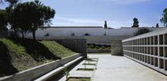 Francisco Reina & Carmona Salas & Vázquez Mora || Nuevo Cementerio en Punta Umbria (Huelva, España) || © Fernando Alda
