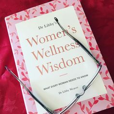 Weekend reading sorted - looking forward to the words of wisdom from @drlibby. What are you currently reading? #womenswellnesswisdom #womens #wellness #wisdom #drlibby #reading #books #aromaticinsights