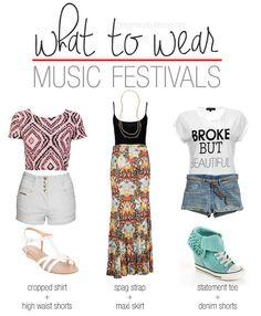 Fashion Friday: Music Fest