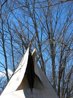 Teepee by Ian Muttoo, via Flickr