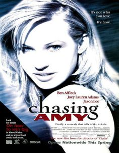 IMDB Ratings: 7.4/10. Directed: Kevin Smith. Released Date: 18 April 1997. Genres: Comedy,Drama,Romance. Languages: English. Movie Stars: Ben Affleck, Joey Lauren Adams, Ethan Suplee. Movie Name: Chasing Amy 1997 English 350MB BRRip 480p ESubs. Story: Chasing Amy 1997 English 350MB BRRip 480p ESubs A couple of jester book authors voiced Holden McNeil and Banky Edwards, …