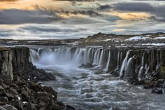 The End of The World - Selfoss, Iceland by oilfighter, via Flickr