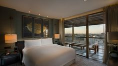 Waldorf Astoria Beijing Hotel, China - King Premier Terrace Suite