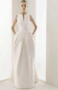 Rosa Clara so elegant and simple