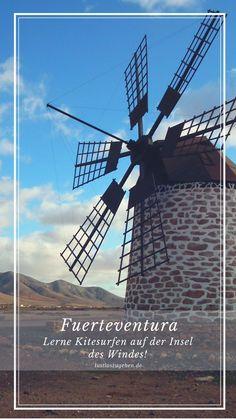 Kitesurfen lernen auf Fuerteventura? Ja, denn Fuerteventura ist nicht nur für Anfänger ein super Kitespot auch für erfahrene Kitesurfer. Jetzt Beitrag lesen!