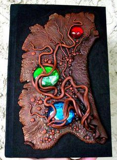 Мастера полимерных украшений. Chris Kapono из Миссури, США. Часть 1
