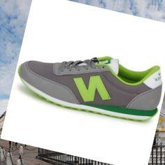 buy online d1540 76a15 New Balance U410 Mænds trænere Grey-Grøn,HOT SALE! Popular Sneakers, Best
