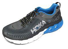 cb1b204de HOKA ONE ONE Men's Arahi 2 Black/Charcoal Grey Running Shoe 8.5 Men US