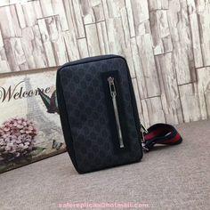 0cc463d65f6f23 GUCCI GG Supreme Belt Bag 478325 Gucci Models, Replica Handbags, Bag  Making, Louis